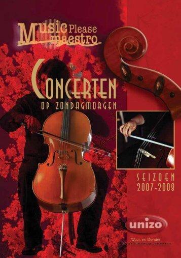 concerten - UNIZO.be