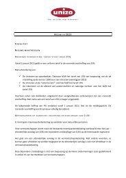 download hier de volledige nota met een toelichting van ... - UNIZO.be