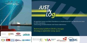 Multimodaal platform DELTA 3, Dourges dinsdag 22 ... - UNIZO.be