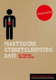 Praktische streetsleePgids 2011 - UNIZO.be