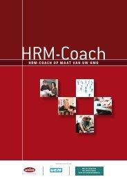 HRM-Coach-UNIZO - UCM