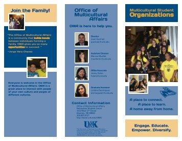 Organizations - The University of Nebraska Kearney
