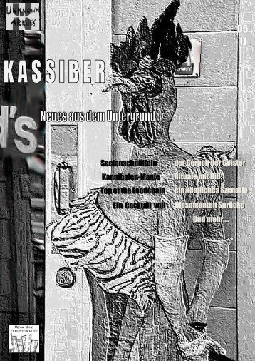 Kassiber 5/11 - Das Haus der Renunziation