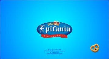 Presentación de Epifanía - Universidad Nacional del Litoral