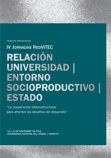 RedVITEc Programa