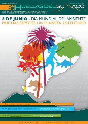 Huellas del Sumaco3 - Universidad Nacional de Loja