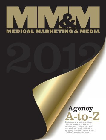 Agency - Medical Marketing and Media
