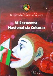 UNIVERSIDAD NACIONAL DE LOJA 2010 - 2011