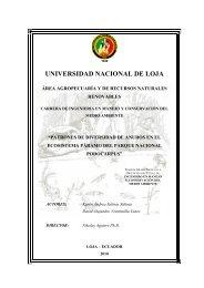 Tesis Salinas & Veintimilla 2010 - Universidad Nacional de Loja