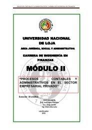 MODULO DOS list - Universidad Nacional de Loja