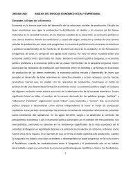 UNIDAD UNO: - Universidad Nacional de Loja