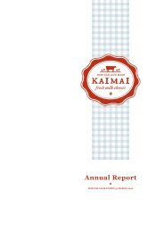 Annual Report - Unlisted