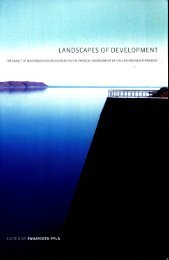 LANDSCAPES OF DEVELOPMENT - University of New Mexico