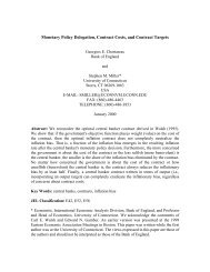 Monetary Policy in a Portfolio Balance Model with