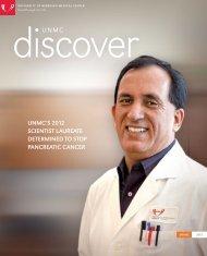 View PDF of magazine - UNMC