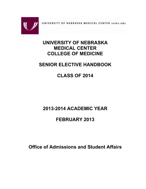 University of Nebraska Me