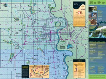Congaree River Blue Trail Map