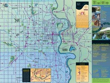 Omaha Trails Map - UNMC