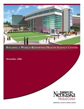 Self-study report - UNMC
