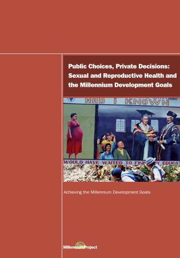 Public Choices, Private Decisions: Sexual and Reproductive Health ...