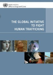 CONCEPT PAPER - United Nations Office on Drugs and Crime