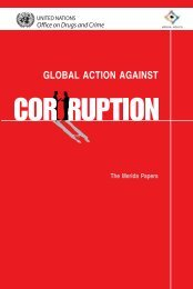 Global Action against Corruption