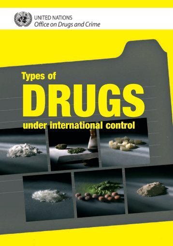 A brochure - United Nations Office on Drugs and Crime