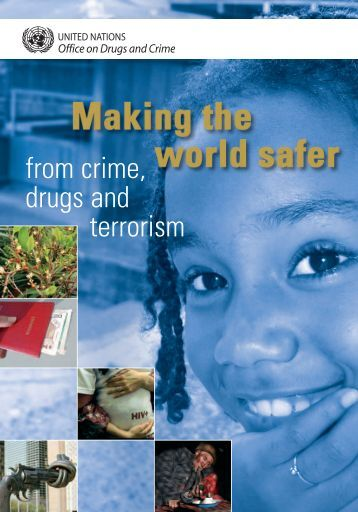 drugs and crime The united nations office on drugs and crime (unodc) is a global leader in the  struggle against illicit drugs and international crime, and the lead united.