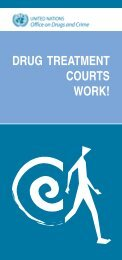 drug treatment courts work! - United Nations Office on Drugs and ...