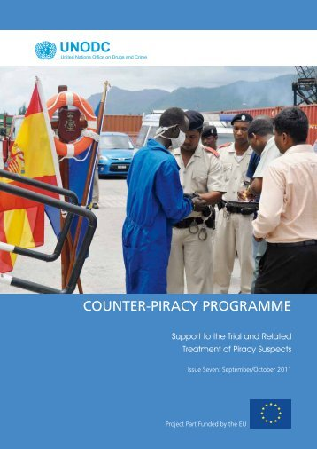 Counter-Piracy Programme - United Nations Office on Drugs and ...