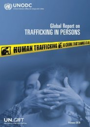 Global Report on Trafficking in Persons 2009 - United Nations Office ...