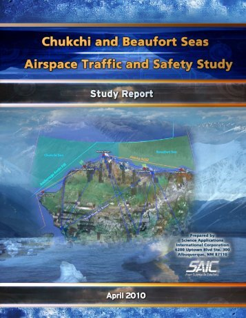 Chukchi and Beaufort Seas Airspace Traffic and Safety ... - UNOLS!