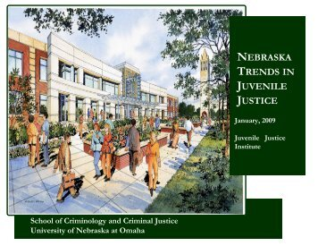 NEBRASKA TRENDS IN JUVENILE JUSTICE - University of ...