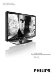 www.philips.com/welcome DE Benutzerhandbuch 40PFL9715K ...