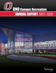 Click here to view Annual Report - University of Nebraska Omaha