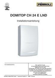 DOMITOP CH 24 E LND