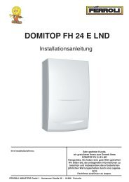 DOMITOP FH 24 E LND