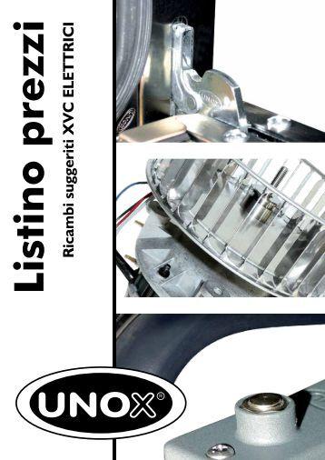 Listino ricambi generale 2010 rhoss for Prezzi lucernari elettrici