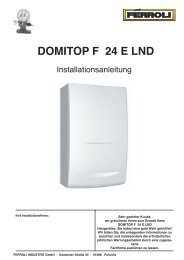 DOMITOP F 24 E LND