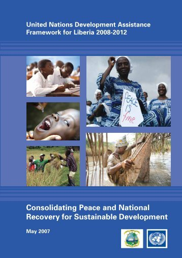 (UNDAF), 2008-2012 - UNDP Liberia - United Nations Development ...