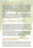 Les évangéliques - Esperez.org - Page 7