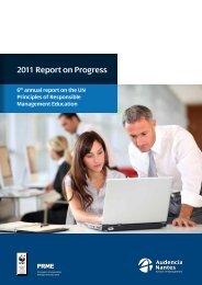 View Report - PRME