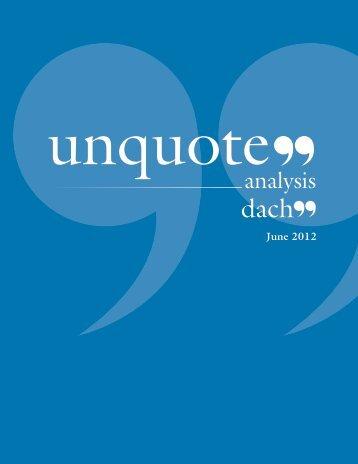 June 2012 - Unquote