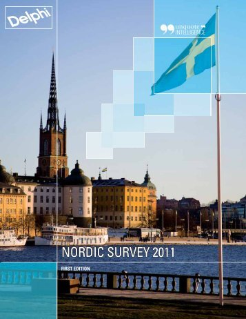 NORDIC SURVEY 2011 - The Legal 500
