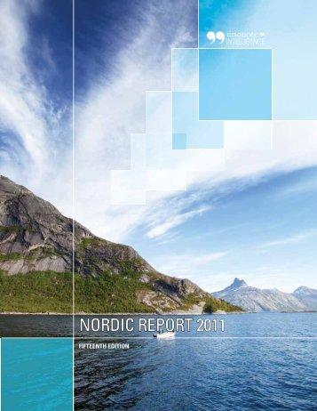 NORDIC REPORT 2011 - Unquote