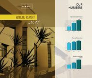 2011 Sustainability Report - Portal FDC