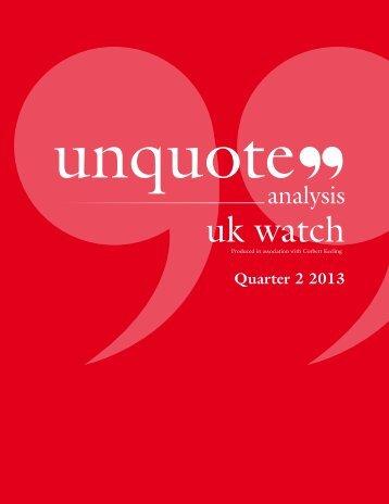 uk watch - Unquote
