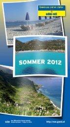 Sommerurlaub 2012 - GÖD NÖ