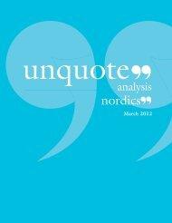 atest digital edition of Nordic unquote