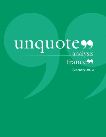 digital edition of France unquote